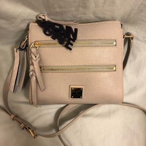 Dooney & Bourke Peyton Triple Zip Crossbody